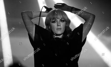 Ladytron - Helen Marnie