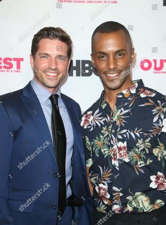 Editorial picture of 'Zero To I Love You' film screening, Outfest LGBTQ Festival, Los Angeles, USA - 27 Jul 2019