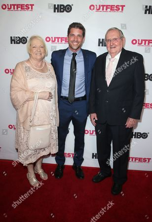 Editorial photo of 'Zero To I Love You' film screening, Outfest LGBTQ Festival, Los Angeles, USA - 27 Jul 2019