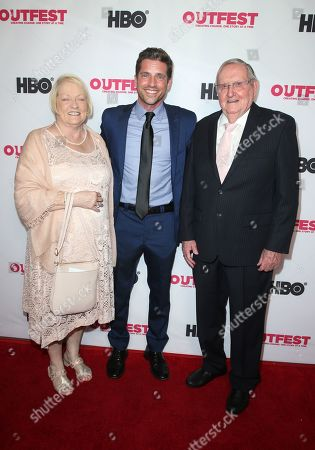 Editorial image of 'Zero To I Love You' film screening, Outfest LGBTQ Festival, Los Angeles, USA - 27 Jul 2019