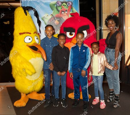 Editorial picture of 'The Angry Birds Movie 2' film screening, London, UK - 28 Jul 2019