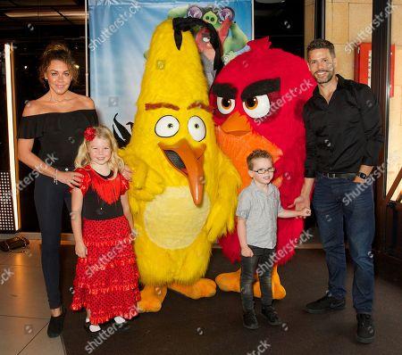 Editorial image of 'The Angry Birds Movie 2' film screening, London, UK - 28 Jul 2019