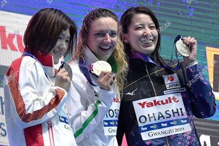 Editorial photo of FINA Swimming World Championships 2019, Gwangju, Hungary - 28 Jul 2019