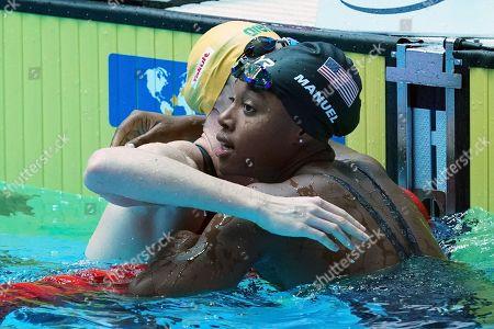 Editorial photo of 18th FINA World Championships, Gwangju, South Korea - 28 Jul 2019