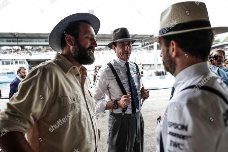 Motorsports: FIA Formula One World Championship 2019, Grand Prix of Germany,   Toto Wolff (AUT, Mercedes AMG Petronas Motorsport),