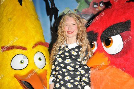 Editorial photo of 'The Angry Birds Movie 2' film screening, London, UK - 28 Jul 2019