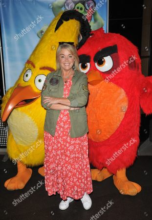 Editorial image of 'The Angry Birds Movie 2' film screening, London, UK - 28 Jul 2019