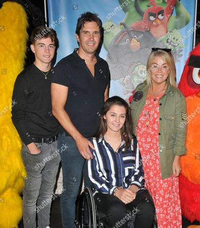 Editorial photo of 'The Angry Birds Movie 2' film screening, London, UK - 28 Jul 2019