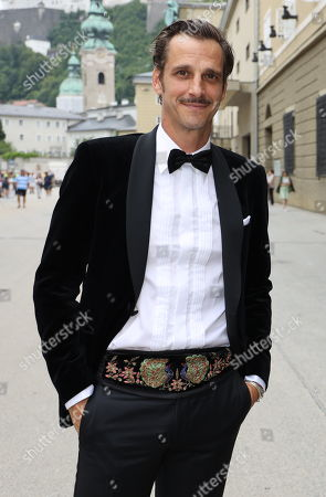 Editorial picture of Salzburg Festival Premiere of Adriana Lecouvreur, Austria - 28 Jul 2019