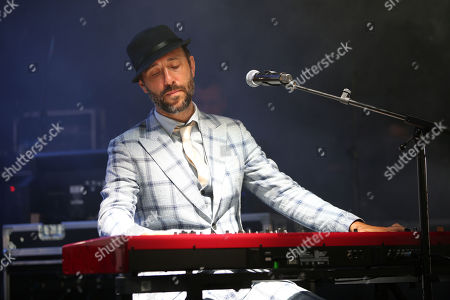 Stock Picture of Charlie Winston