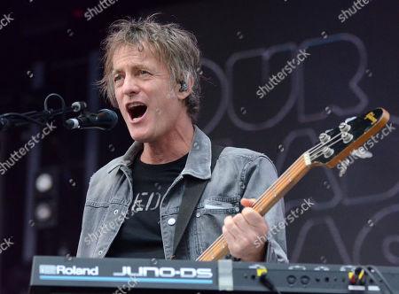 Editorial photo of Music Bush performs in Appleton, USA - 26 Jul 2019