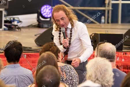 Editorial picture of Port Eliot Festival, St Germans, Cornwall, UK - 28 Jul 2019