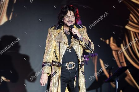 Stock Image of Philipp Kirkorov