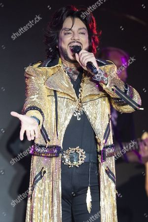 Editorial photo of Philipp Kirkorov in concert, Monaco, Monaco - 27 Jul 2019