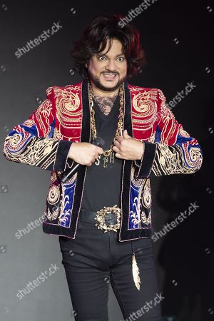 Stock Picture of Philipp Kirkorov