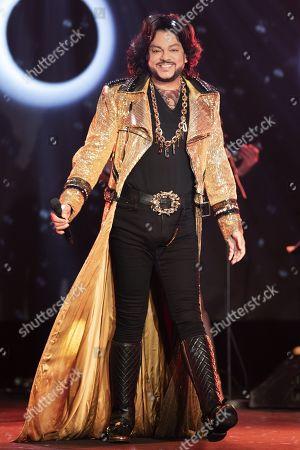 Editorial photo of Philipp Kirkorov in concert, Monaco, Monaco - 27 Jul 2019
