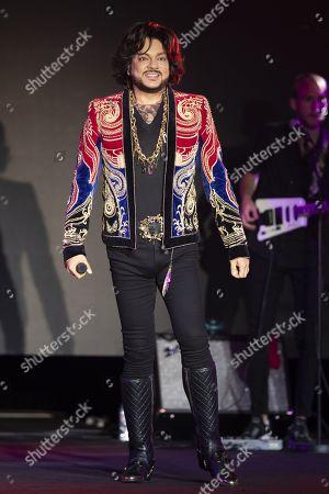 Editorial image of Philipp Kirkorov in concert, Monaco, Monaco - 27 Jul 2019