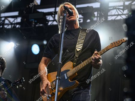 Stock Photo of Paul Weller