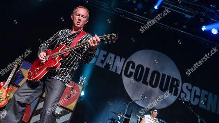 Stock Photo of Ocean Colour Scene - Steve Cradock, Oscar Harrison