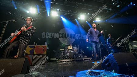 Editorial photo of Ocean Colour Scene in concert at Motherwell Civic Centre Concert Hall, Motherwell, Scotland, UK - 25 Jul 2019