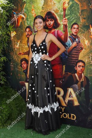 Editorial picture of Premiere of Dora and the Lost City of Gold, in Los Angeles, USA - 28 Jul 2019