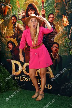 Editorial image of Premiere of Dora and the Lost City of Gold, in Los Angeles, USA - 28 Jul 2019