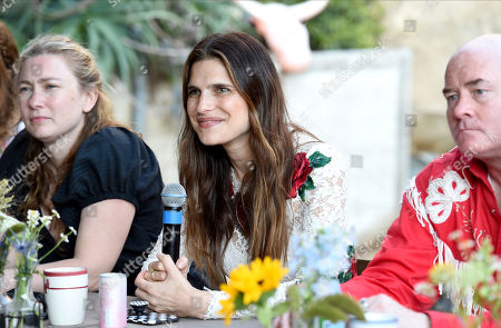 Elizabeth Meriwether, Lake Bell, David Koechner