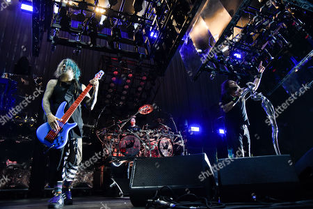 Editorial photo of Korn in concert at the Coral Sky Amphitheatre, West Palm Beach, USA - 28 Jul 2019