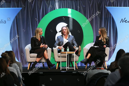 Jo Feeney (Director of Marketing, McDonald's), Leif Stromnes (Managing Director, Strategy and Innovation, DDB) and Lindsay Bennett.