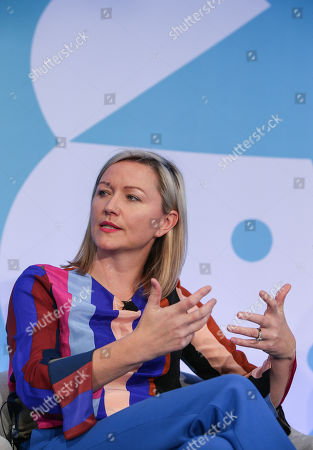 Stock Image of Aisling Finch (Marketing Director, Australia & New Zealand, Google)