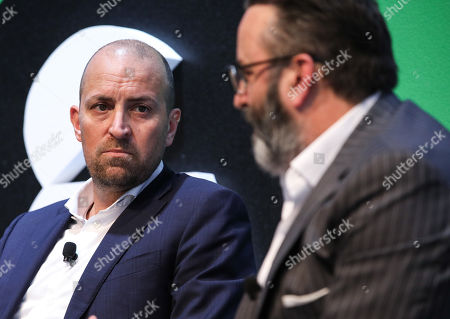 Stephen Leeds (CEO, The Media Store) and Brian Gallagher (Chief Sales Officer, Southern Cross Austereo)