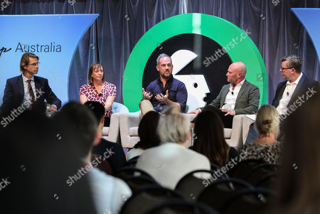 Editorial image of Future of Publishing seminar, Advertising Week Asia-Pacific, Luna Park, Sydney, Australia - 01 Aug 2019