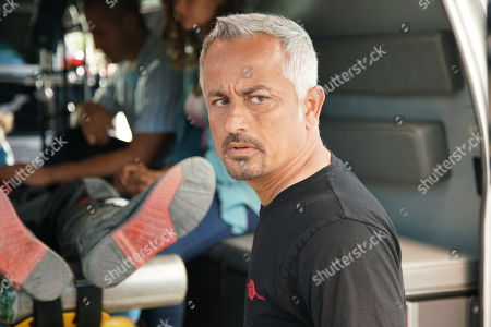 Ali Afshar as Cyrus