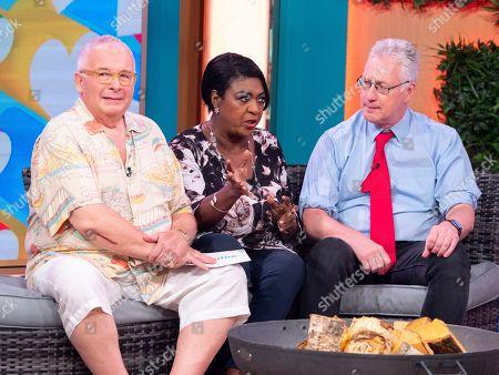 Christopher Biggins, Rustie Lee and Lembit Opik