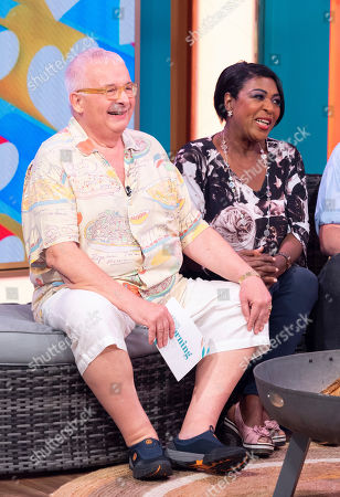 Editorial picture of 'This Morning' TV show, London, UK - 29 Jul 2019