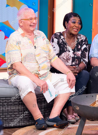 Editorial image of 'This Morning' TV show, London, UK - 29 Jul 2019