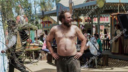 Matt Peters as Shart O'Belly