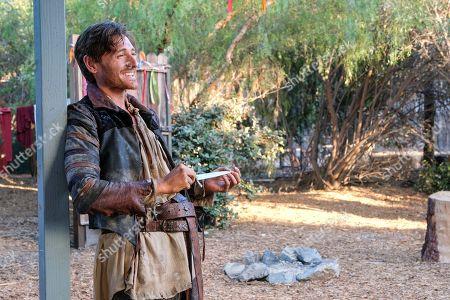 Lucas Neff as David Poland