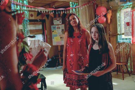 Dannah Feinglass Phirman as Lulu and Kitana Turnbull as Breeze