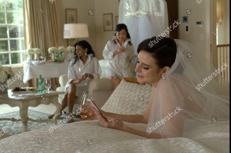 Rana Roy as Farah, Helen Madelyn Kim as Lexi Georgia Flood as Amanda Klein