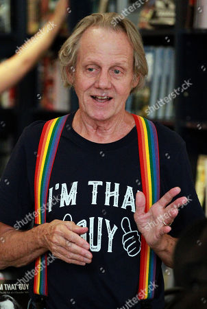 Stock Picture of William Sanderson