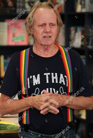 Stock Photo of William Sanderson