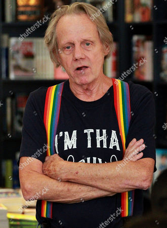 Editorial image of 'Yes, I'm that Guy' book signing, Shakespeare and Co Book Store, Philadelphia, USA - 27 Jul 2019