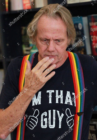 Stock Image of William Sanderson