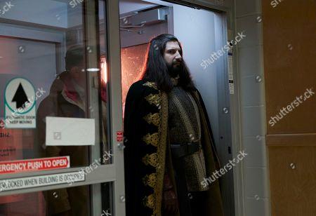 Stock Picture of Kayvan Novak as Nandor