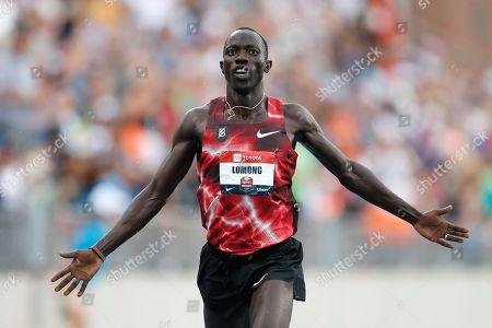 Editorial image of US Championships Athletics, Des Moines, USA - 28 Jul 2019