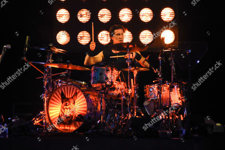 Stock Photo of Sean Kinney of Alice In Chains