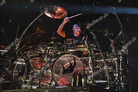 Stock Image of Ray Luzier - Korn