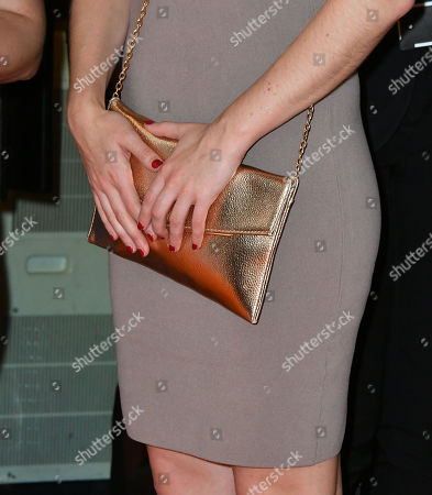 Amanda Clapham, bag detail