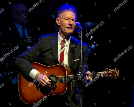 Stock Photo of Lyle Lovett and his Large Band 27